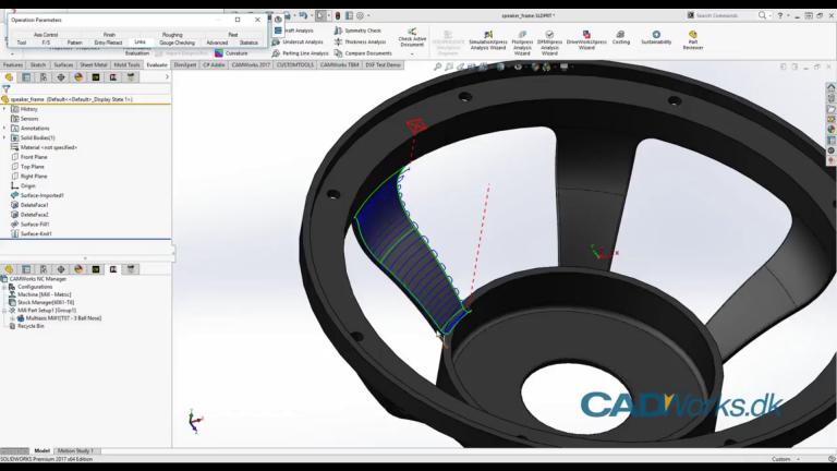 3D fræsning simpelt og effektivt