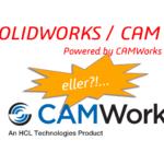 SOLIDWORKS CAM eller CAMWorks?
